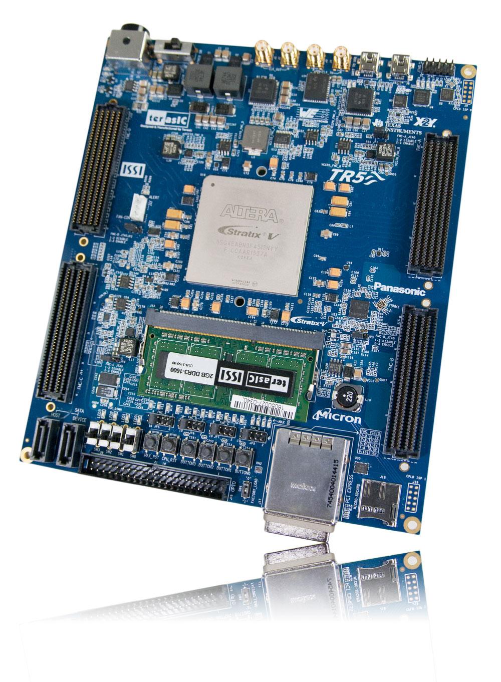 Terasic - All FPGA Main Boards - Stratix V - Terasic TR5 FPGA