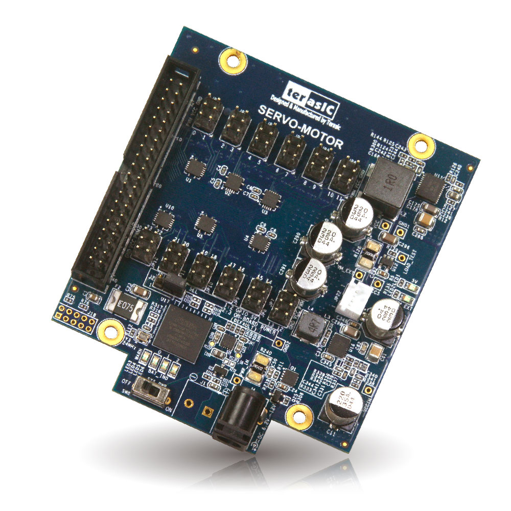 Terasic - Robotic Kits - Servo Motor Kit
