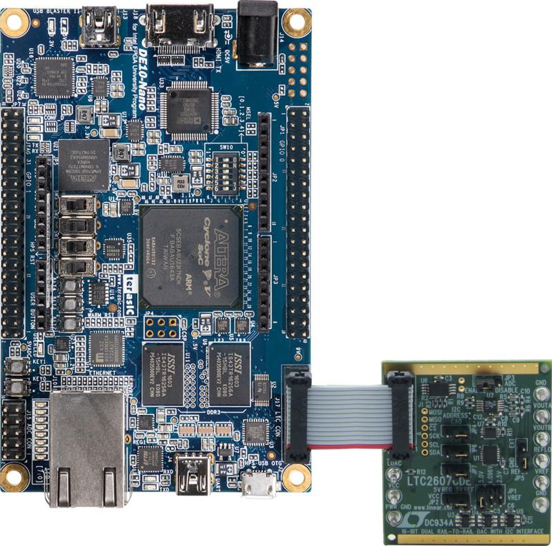 Terasic - SoC Platform - Cyclone - DE10-Nano Kit