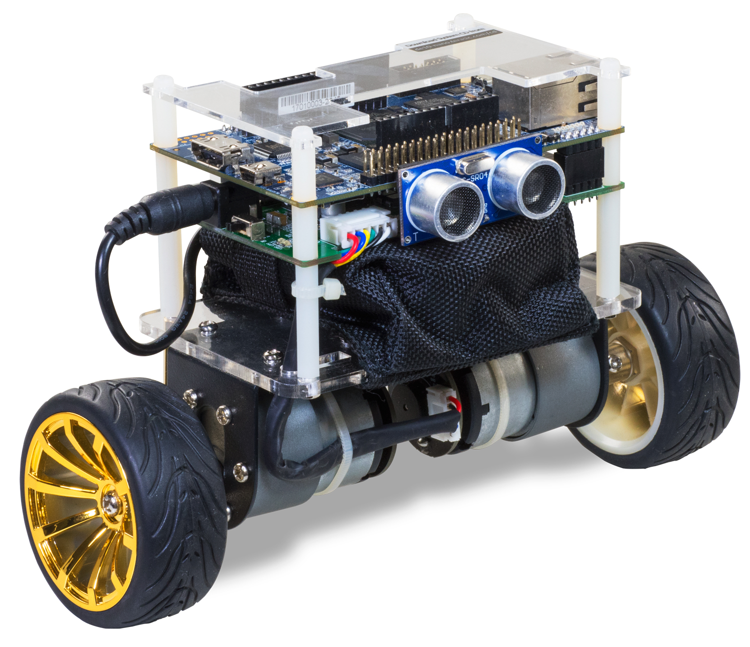 Terasic - Robotic Kits - Self-Balancing Robot