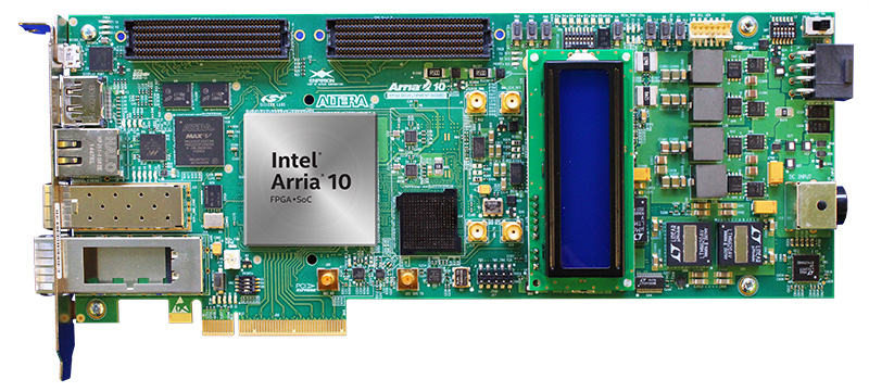 terasic all fpga main boards arria 10 arria 10 gx fpga rh terasic com tw