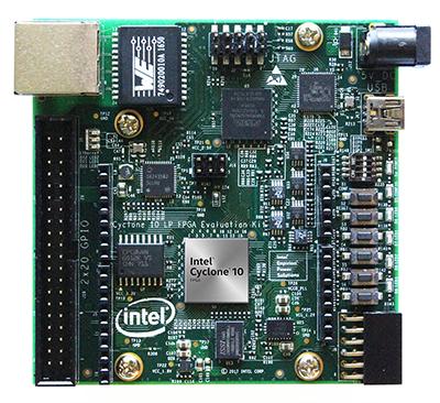 Terasic - All FPGA Main Boards - Cyclone 10 - Intel® Cyclone® 10 LP