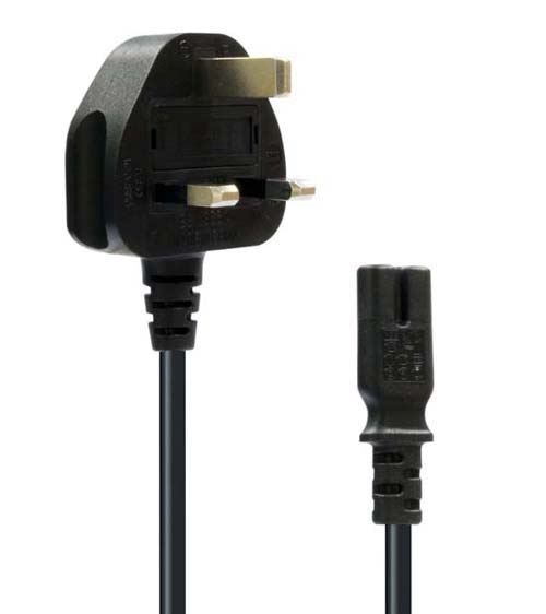 Uk Power Cord : Terasic components adapters ac power cord uk