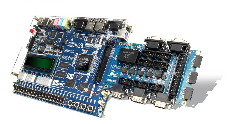 Terasic Bundle Solution Industrial Networking Kit Ink