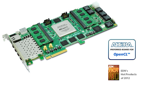 Terasic - DE Main Boards - Stratix - DE5-Net FPGA