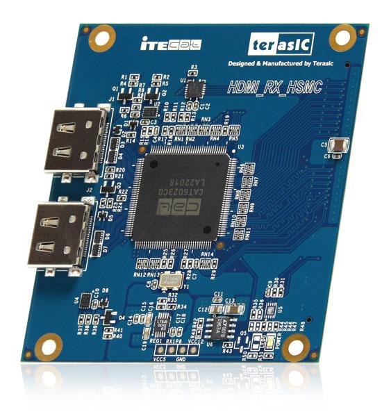 Terasic - Daughter Cards - Multimedia - HDMI Receiver