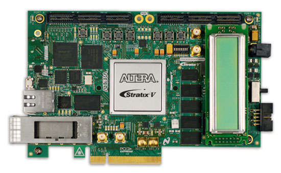 Altera Stratix V GX FPGA Development Kit