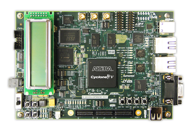 Terasic - All FPGA Main Boards - Cyclone V - Altera Cyclone