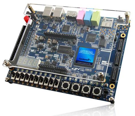 Terasic - All FPGA Main Boards - Cyclone V - Cyclone V GX Starter Kit