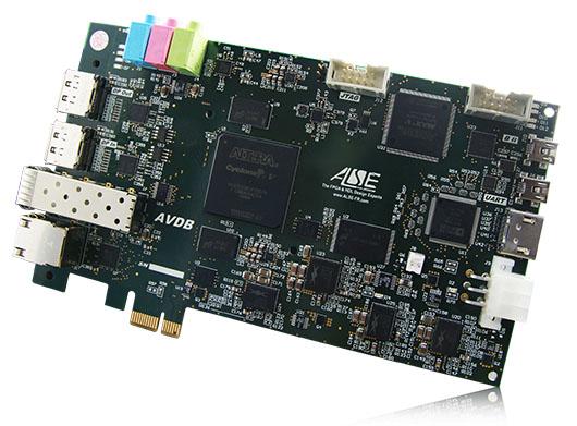 Terasic Avdb Advanced Video Development Fpga Board