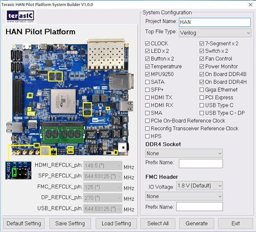 DE10-Advance Hardware Manual revC Chapter8 Using DE10-Advanced
