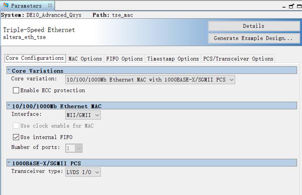 DE10 Advance revC demo: Socket Server - Terasic Wiki